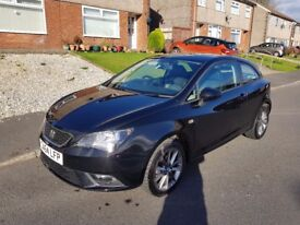 Seat Ibiza I-tech , good condition , mostly motorway miles