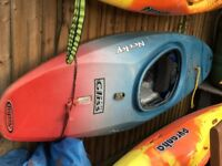 Necky gliss surf kayak