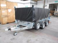 ifor williams gd trailer 10ft x 5ft BRAND NEW!!!