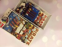 Lego Pirate Plank (3848) Game