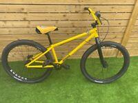 Mafia Medusa 2020 Model Wheelie Bike Yellow