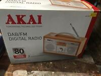 Akai radio