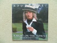 Rod Stewart ' A Night on the Town' Original 1976 vinyl LP