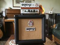 Orange Micro Terror Head MT20 & cab