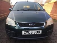 Ford Focus C-Max, 11 Months MOT, Full Service History , Low Mileage. HPI Clear