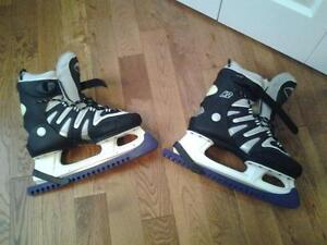 K2 ICE CAMANO MEN'S ICE SKATE/PATINS POUR HOMME Gatineau Ottawa / Gatineau Area image 1