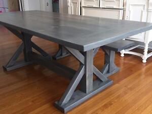 NEW HARVEST TABLES ON SALE