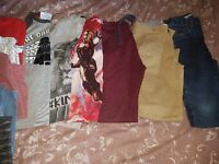 Boys size 6 and 6-7 clothes