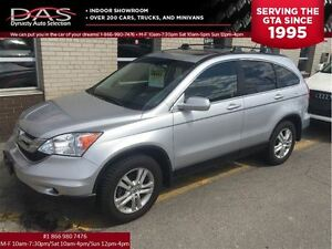 2011 Honda CR-V EX-L AWD LEATHER/SUNROOF