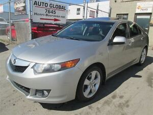 2009 Acura TSX Premium,2.4 CYLINDRE,TOIT OUVRANT,CUIR,MAGS,TOUTE