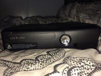 XBOX 360 slim matte black (250GB)