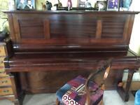 Piano with beautiful tone