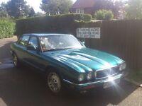 Jaguar XJ6 Sport P reg.