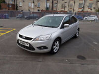 2008 FORD FOCUS 1.6 STYLE PETROL SILVER SPARES OR REPAIRS