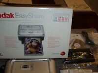 kodak easyshare printer dock 6000 with extras excellent