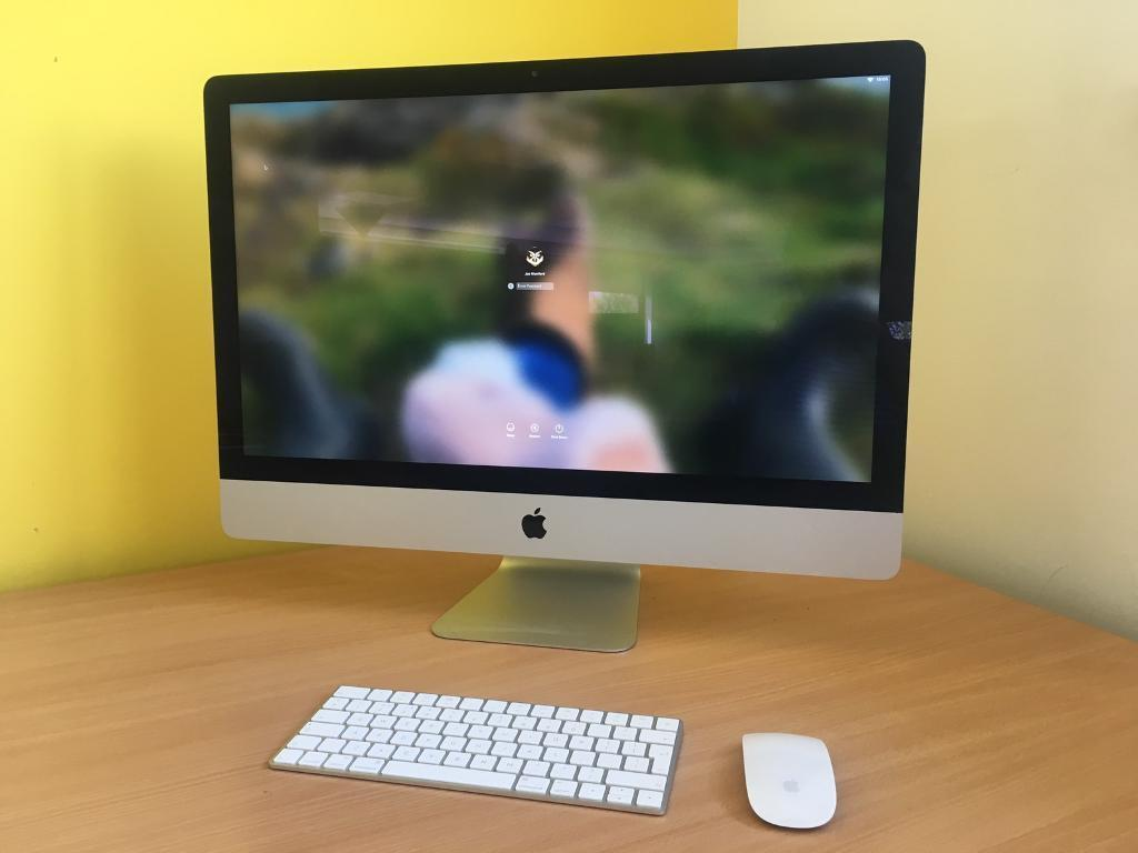"iMac 27"" i5 late 2012 slim modelrare SSD upgradein Banbury, OxfordshireGumtree - Fantastic machine in great condition. Very fast due to SSD upgrade. Reconditioned logic board recently fitted, selling due to laptop upgrade. 2.9 i516GB RAM512GB SSDkeyboard and mouse not included. Ive owned this machine for around 1 year for web and..."