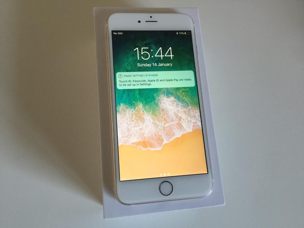 iPhone 6 Plus • 16GB • EE