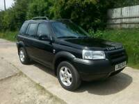 LHD*DIESEL*LAND ROVER FREELANDER*LEFT HAND DRIVE*4X4*Not Px for Toyota Honda Mercedes
