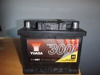 Brand New AA 12V Car Battery for sale