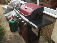 Grillstream classic 3 burner roaster BBQ