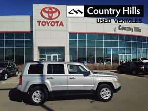 2012 Jeep Patriot Sport/North 4dr Front-wheel Drive