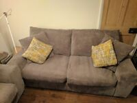 3 & 2 seat sofa (Free Delivery to Derby area)