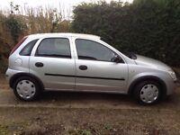 Vauxhall Corsa 1.3 CDTi 1Year MOT Reliable good runner