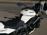 Triumph Street Triple 675cc ABS 2015