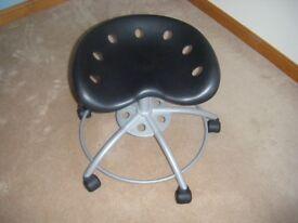 Funky Ikea Tractor Style Stool/Seat