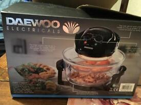 Daewoo halogen air fryer