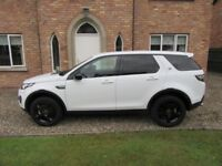 2017 LANDROVER DISCOVERY SPORT 4 X 4 LTD EDITION