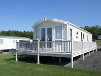 Stunning 2016 Willerby Winchester on private sale at Percy Wood Country Park in Northumberland