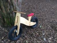 Child's balance bike for sale £15