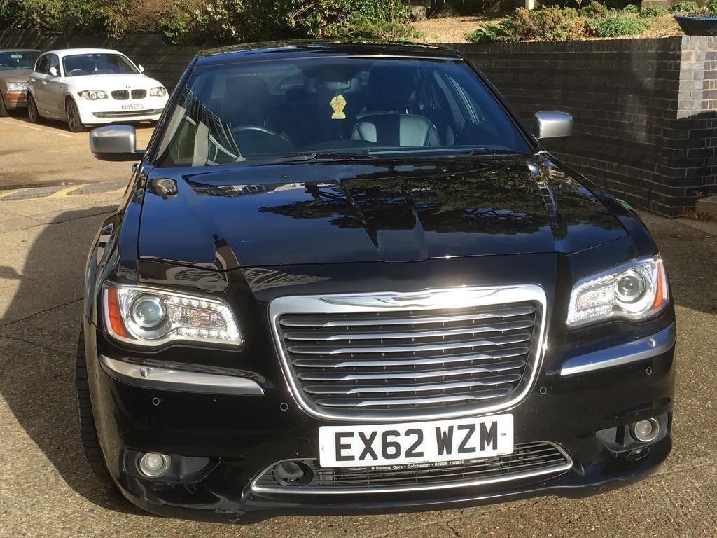 Chrysler 300c 3.0l td executive limited edition