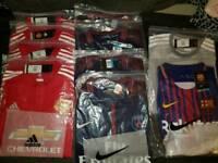 Wholesale 17/18 Season Football Shirts BNWT