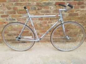 Peugeot custom roadbike Reynolds 531 Grey