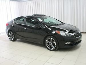 2015 Kia Forte SX GDI  THIS SEDAN IS LOADED !! w/ POWER SUNROOF,
