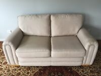 Immaculate double sofa bed