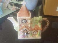 Lovely ornamental teapot