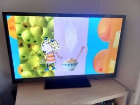 Sony Bravia 40 inch HD internet web TV ex display MINT CONDITION