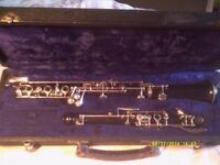 OBOE by F , BUISSON ( Ser No 5312 ) IN EXCELLENT CONDITION In a GOOD CASE + REEDS