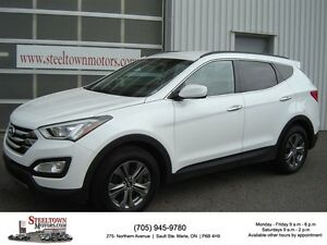 2016 Hyundai Santa Fe Sport AWD|Heated Seats & Steering Wheel|Re