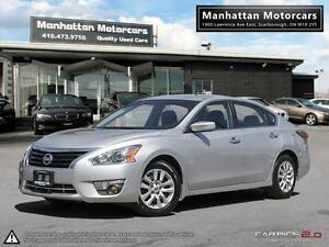 2015 NISSAN ALTIMA 2.5L AUTOMATIC - BLUETOOTH|CAMERA|NO ACCIDENT