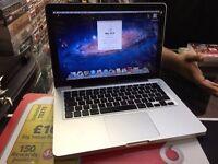 """Apple Macbook Pro i7 2.9Ghz 13.3"""" 8GB RAM 500GB HDD Intel HD Graphics Mac OSX"""