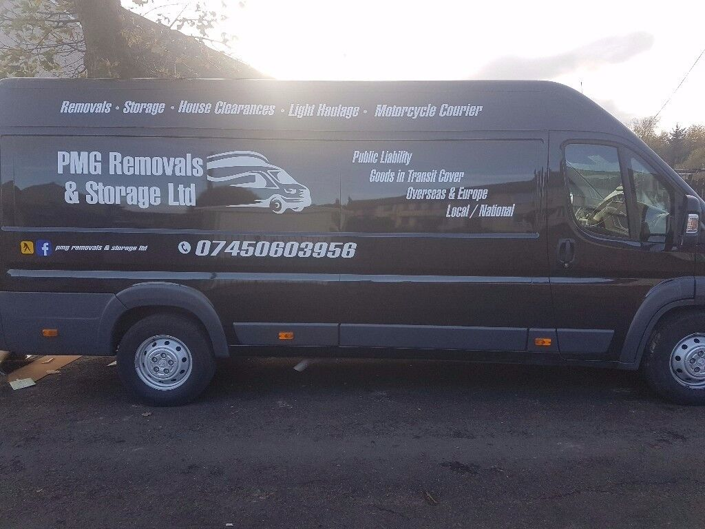 Man with a large van 2 man team from £15