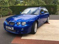 MG ZT-T 2.5 litre V6 estate, manual - low mileage