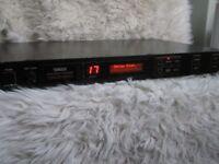 Vintage rack guitar effect processor - Yamaha GEP 50