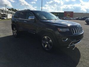 2014 Jeep Grand Cherokee Overland Full