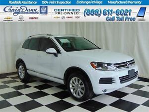 2013 Volkswagen Touareg * TDI * Navigation * Leather *