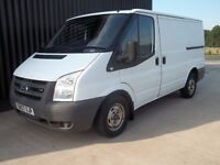 2008 Ford Transit 2.2 TDCi 260 SWB Low Roof Duratorq 12 Months MOT 2 Keys, May Px